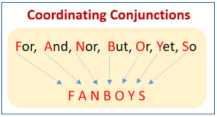 Conjunctions (examples, videos)