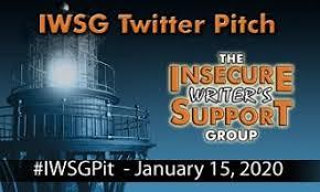 IWSG Twitter Pitch